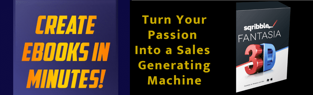 Turn Your Passion Into a Sales Generating Machine